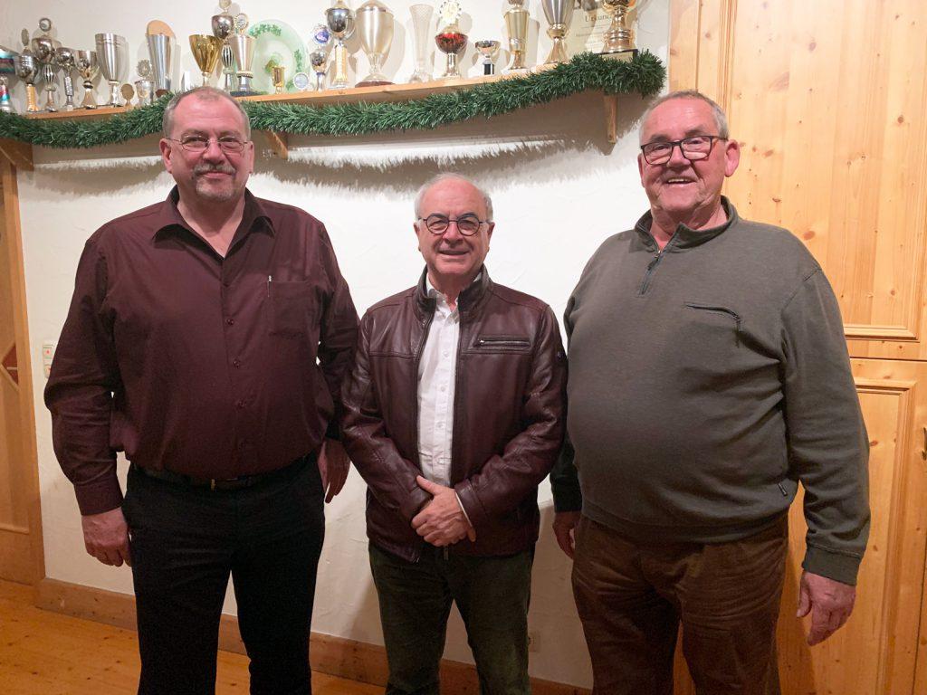 Vorstandschaft Motorradfreunde Wolnzach 2019